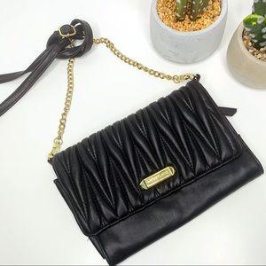 Max Studio Black Crossbody Bag